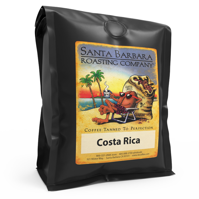 Costa Rica - Coffee - Santa Barbara Roasting Company