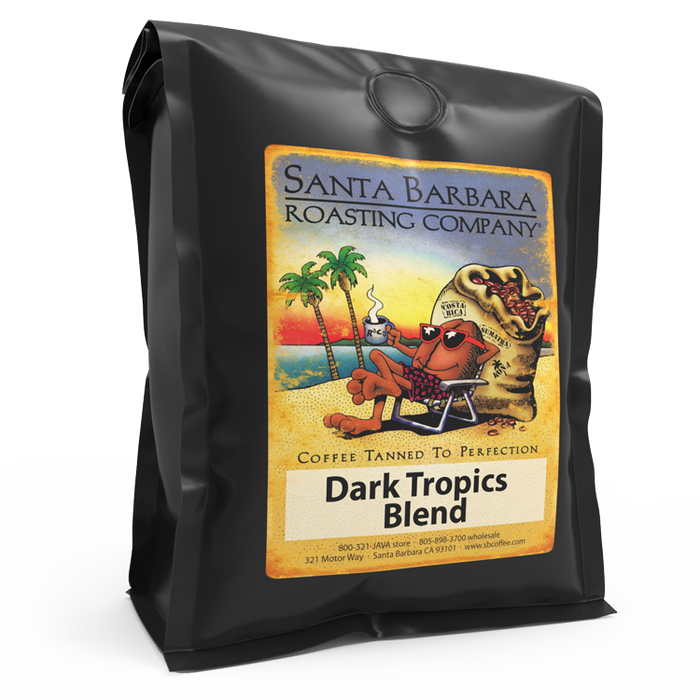 Dark Tropics Blend - Coffee - Santa Barbara Roasting Company