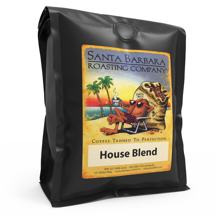 House Blend - Coffee - Santa Barbara Roasting Company