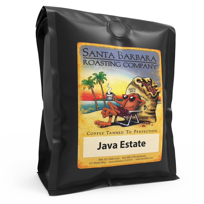 Java Estate - Coffee - Santa Barbara Roasting Company