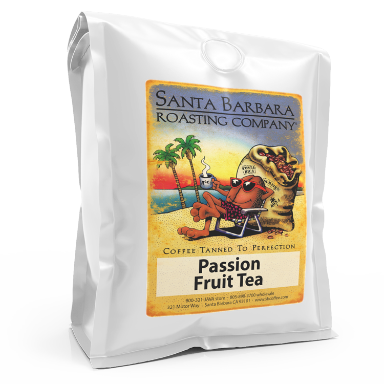 Passion Fruit Tea - Tea - Santa Barbara Roasting Company