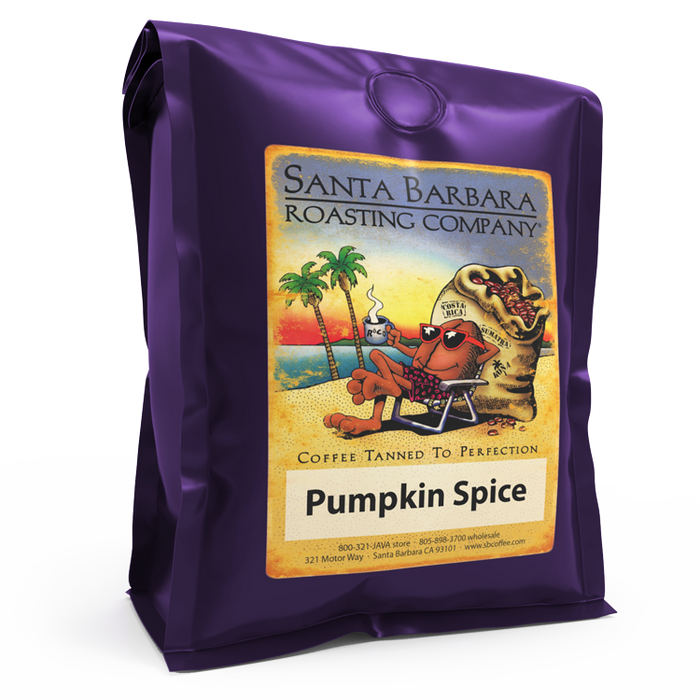 Pumpkin Spice - Coffee - Santa Barbara Roasting Company