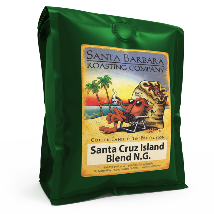 Santa Cruz Island Blend N.G. - Coffee - Santa Barbara Roasting Company