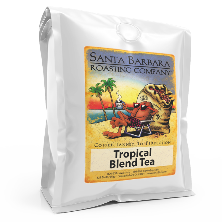 Tropical Blend Tea - Tea - Santa Barbara Roasting Company
