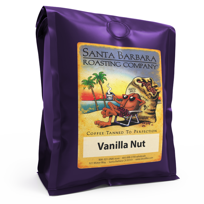 Vanilla Nut - Coffee - Santa Barbara Roasting Company