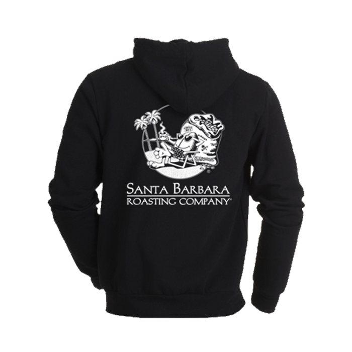Zip Up Hoodie - Apparel - Santa Barbara Roasting Company