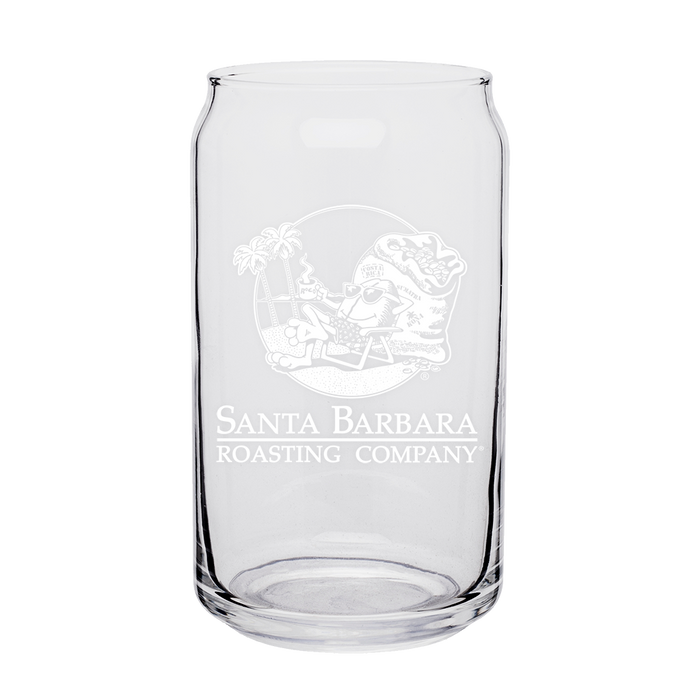 Glass Can - Mugs - Santa Barbara Roasting Company