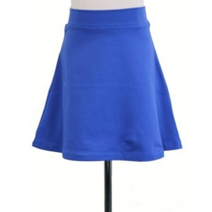 Kiki Riki Girls A-Line cotton stretch skirt colors 40435