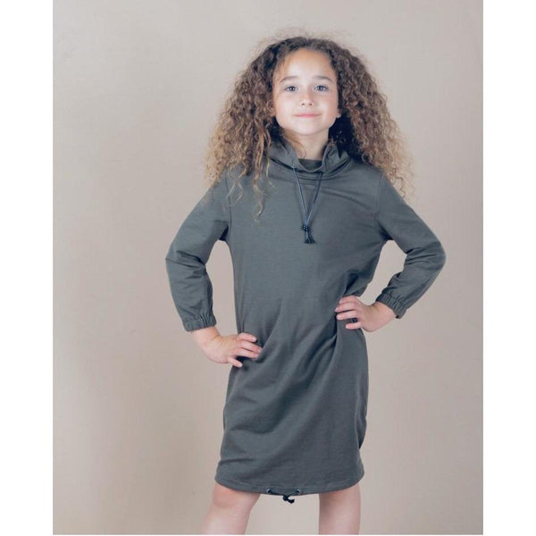 Tween Duffel Dress - Modest Necessities
