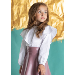 Girls Ella Blouse - Modest Necessities