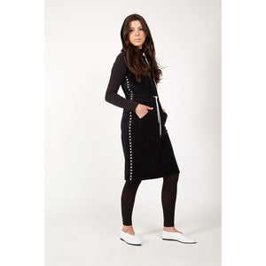 Teen Velour Starstripe Jumper CO22 - Modest Necessities