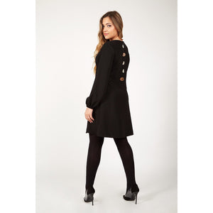 Teen Buttonback Dress CO21 - Modest Necessities