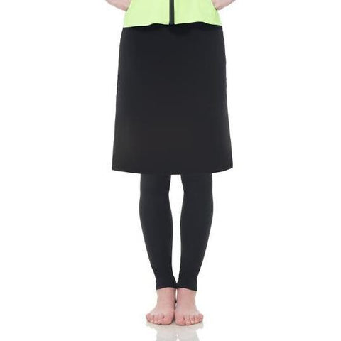 "UCW Ladies Swim Skirt With Long Leggings (26"" skirt)"