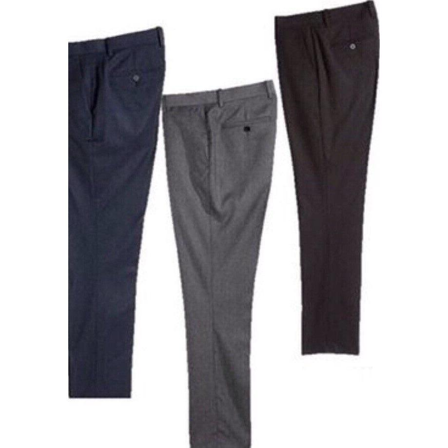 Leo and Zachary slim fit boys' dress pants - Modest Necessities
