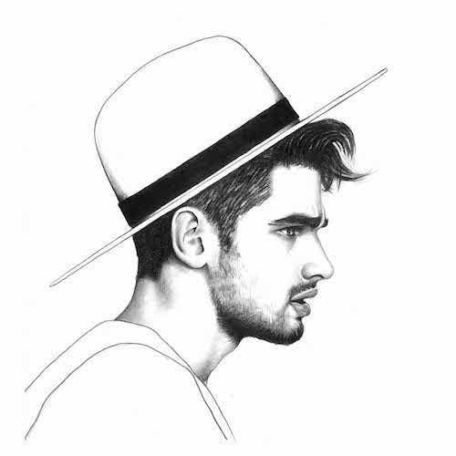 Lack of Color Hat Size Guide