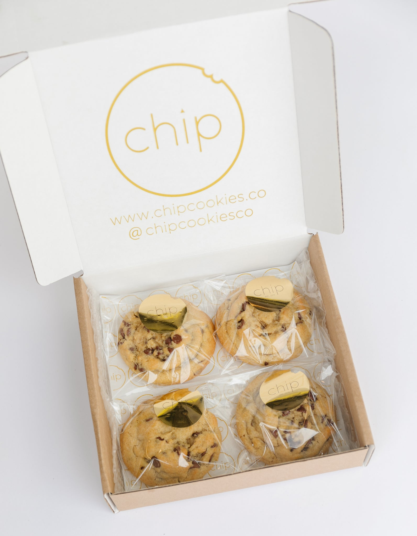 Chip<em>™</em> Cookies — Nationwide Shipping