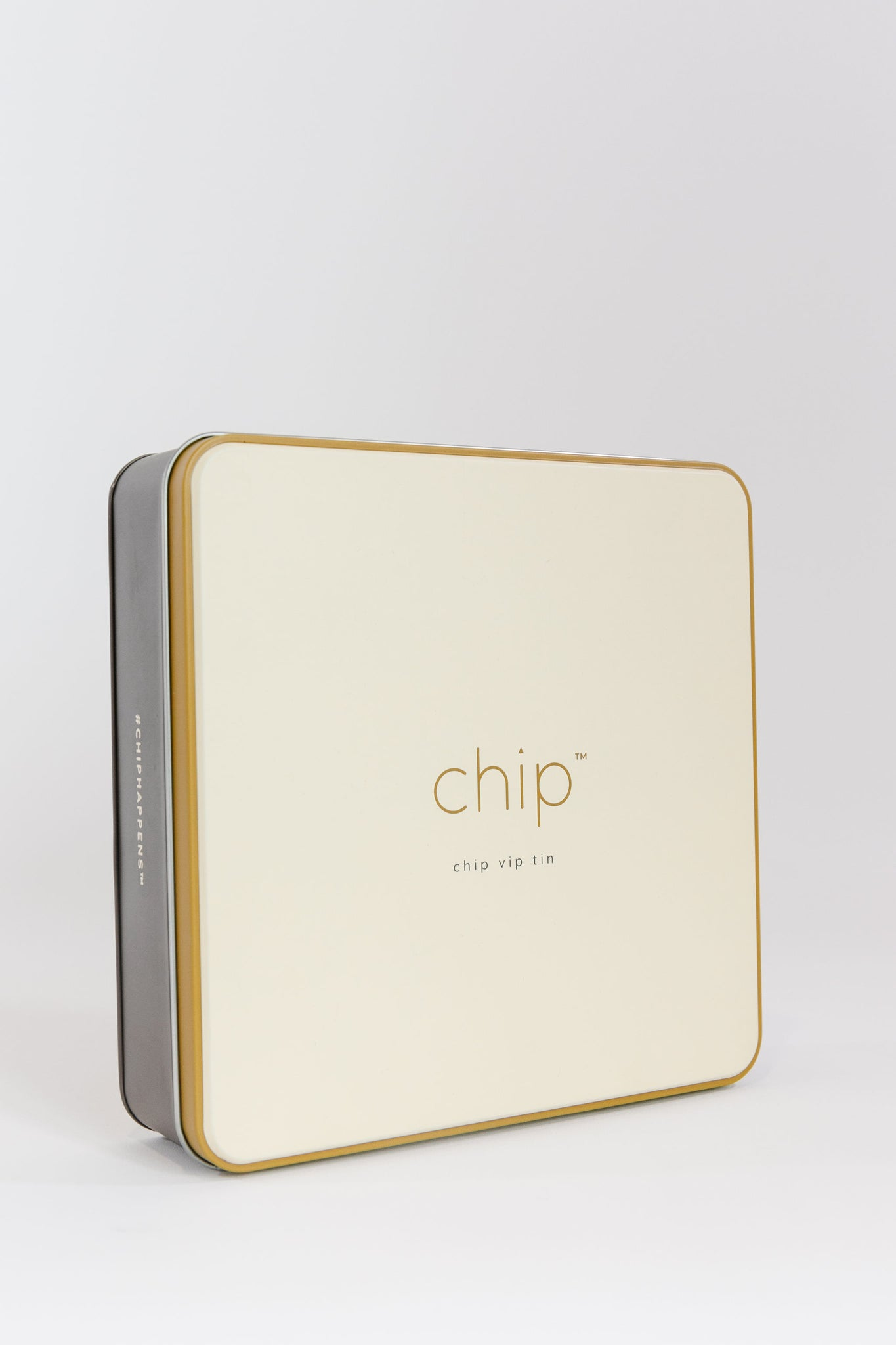 2021 refillable Chip™ tin