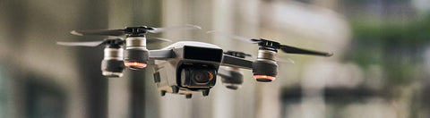 Drones, Action & Other Cameras