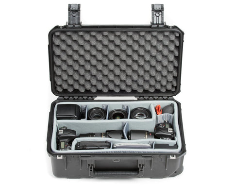 SKB iSeries 3i-2011-7 Rolling Case (Free: TTP Lid Organizer 3i-2011-7/8)