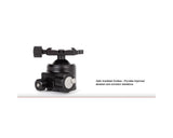 SUNWAYFOTO XB BallHead Screw Knob Clamp XB-44