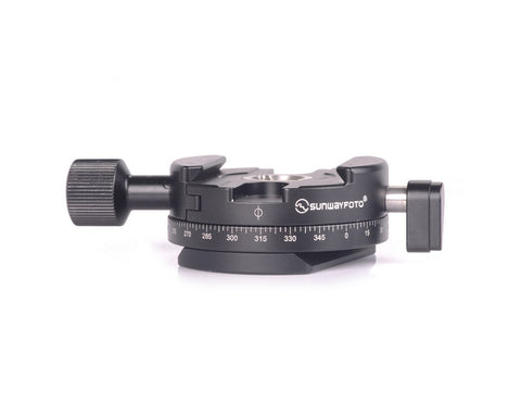 SUNWAYFOTO Panning Clamp DDH-05 (with Arca mount)