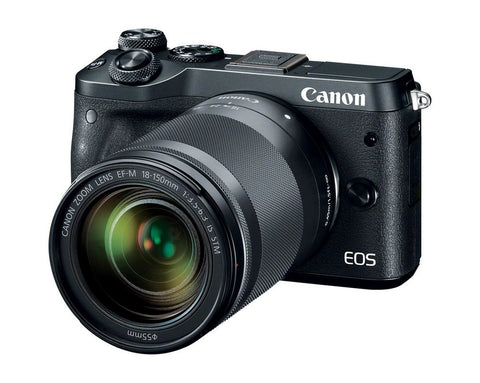 Canon EOS M6 18-150mm IS STM Kit