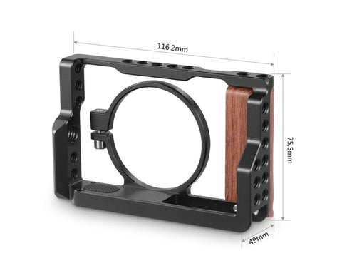 SMALLRIG 2105 Cage Kit for Sony RX100 III IV V