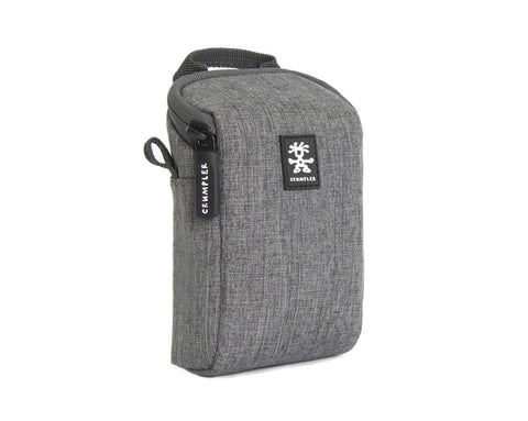 Crumpler Drewbob Camera Pouch 100 Dark Mouse Grey/Black