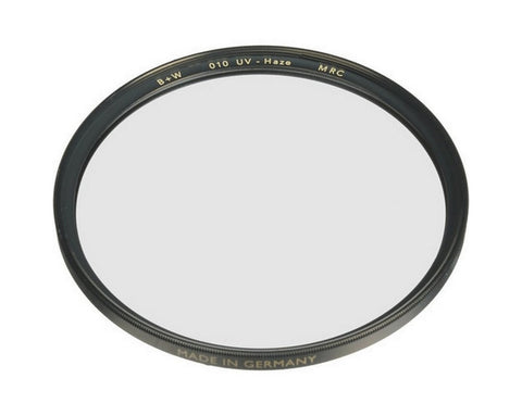 B+W F-Pro UV Haze MRC 010M 49mm Filter