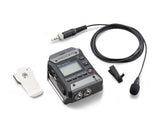 Zoom F1-LP Field Recorder + Lavalier Mic Pack