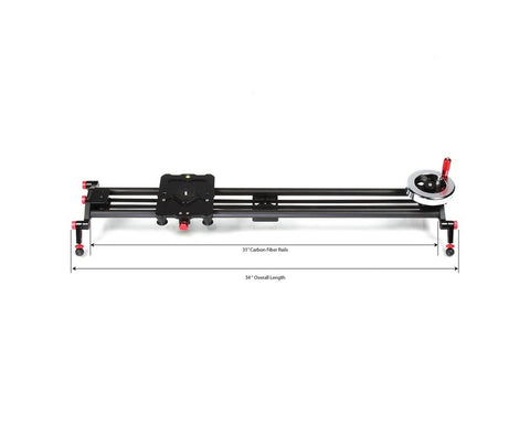 KAMERAR Fluid Motion Slider (80cm)