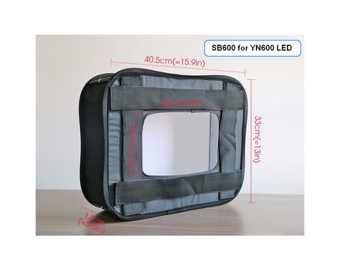 ULANZI Softbox for YongNuo YN300/YN600