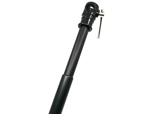 KUPO 123B Telescopic Pole (Black)