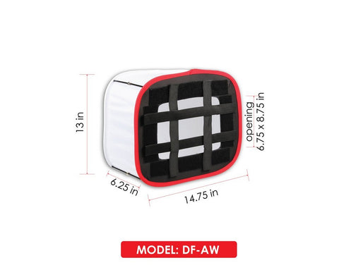 KAMERAR D-Fuse Softbox for Aputure Amaran (6.27x8.75