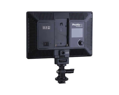 PHOTTIX Nuada S Video LED Light