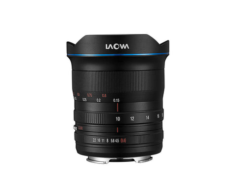 Laowa 10-18mm f/4.5-5.6 C-Dreamer Ultra Wide Zoom Sony FE Mount