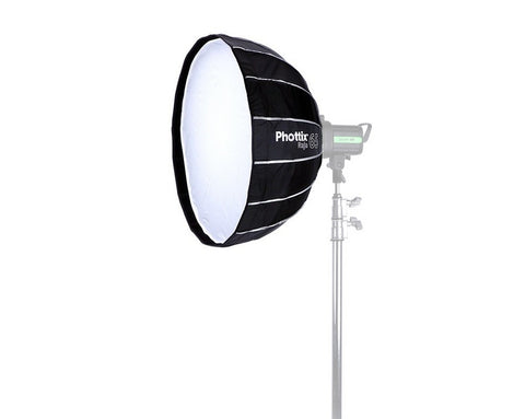 PHOTTIX Raja Quick-Folding Softbox 65cm
