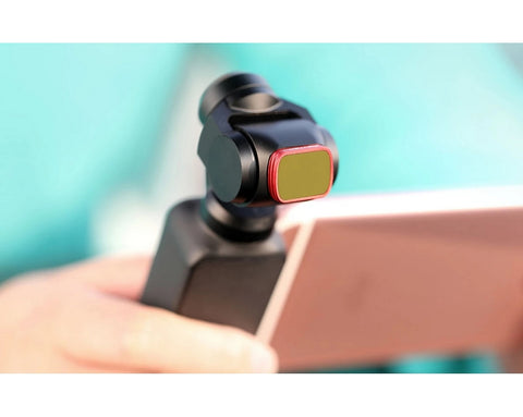 PGYTech DJI Osmo Pocket PRO ND/PL Filter Set