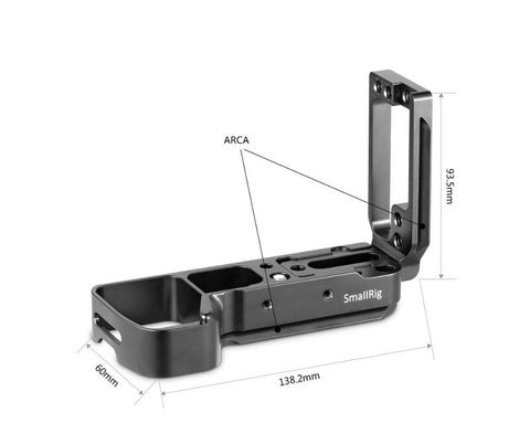 SMALLRIG 2122 L-Bracket for Sony A7III/A7M3/A7RIII/A9