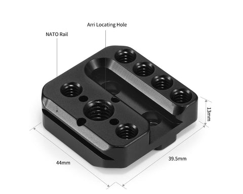 SMALLRIG 2214 Mounting Plate for DJI Ronin-S