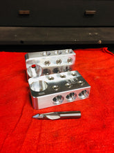 Aluminum Battery Terminals.  Direct Wire Input Style.  Bolt On. Choose configuration
