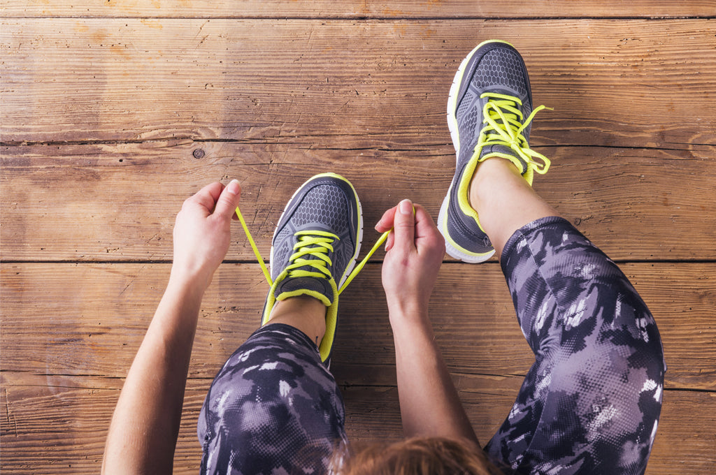 Workouts for busy mums