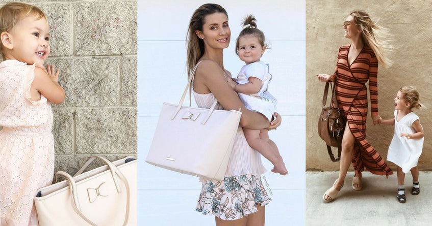 Livvy + Harry Styled By Our Favourite Insta Mums!