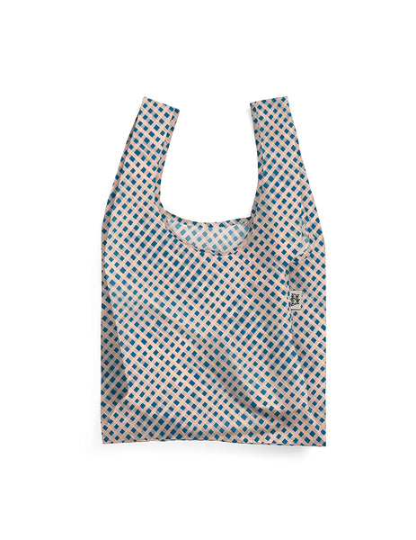 Reusable Shopping Bag Classic Gingham | Livvy + Harry