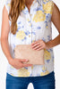 Nappy Clutch in Beige Cream | Nappy Clutch in Beige Cream | Livvy + Harry | Livvy + Harry