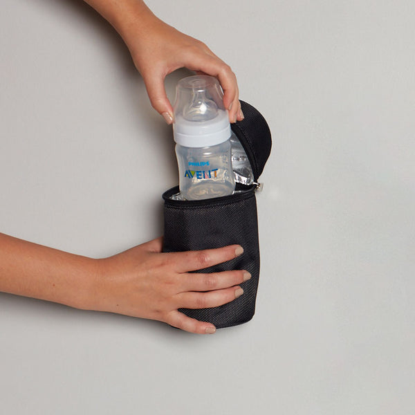 Bottle Holder | Livvy + Harry