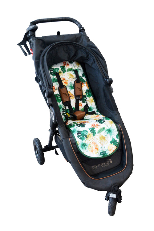 Luxe Pram Liner Sunshine Fruit