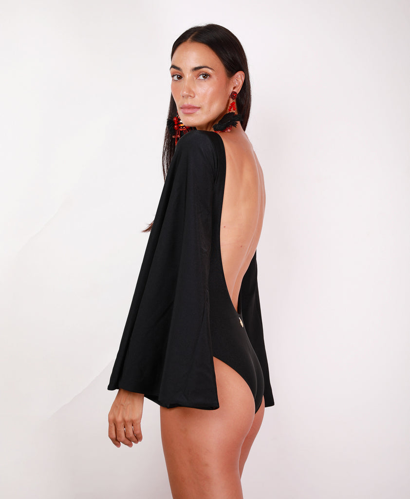 TALISE Maillot BLACK