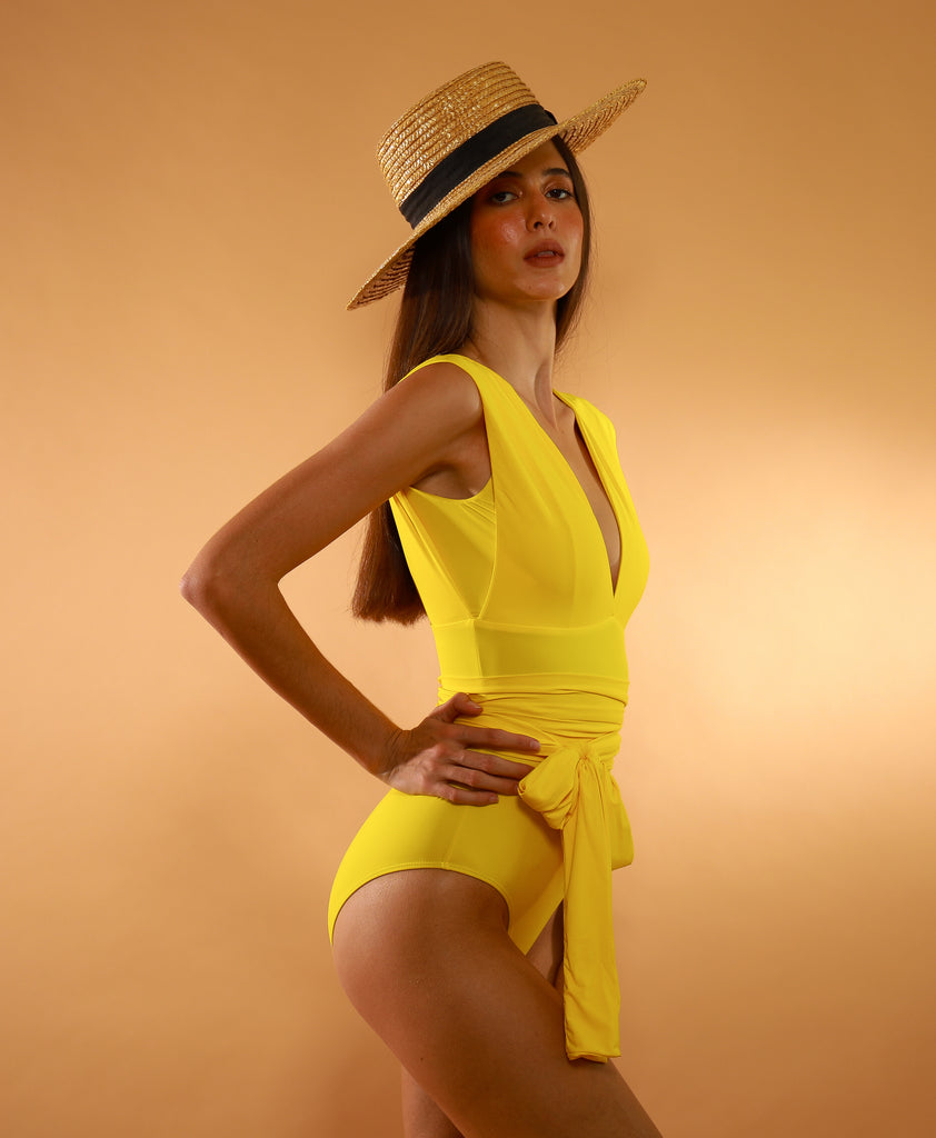 ISLA MAILLOT YELLOW
