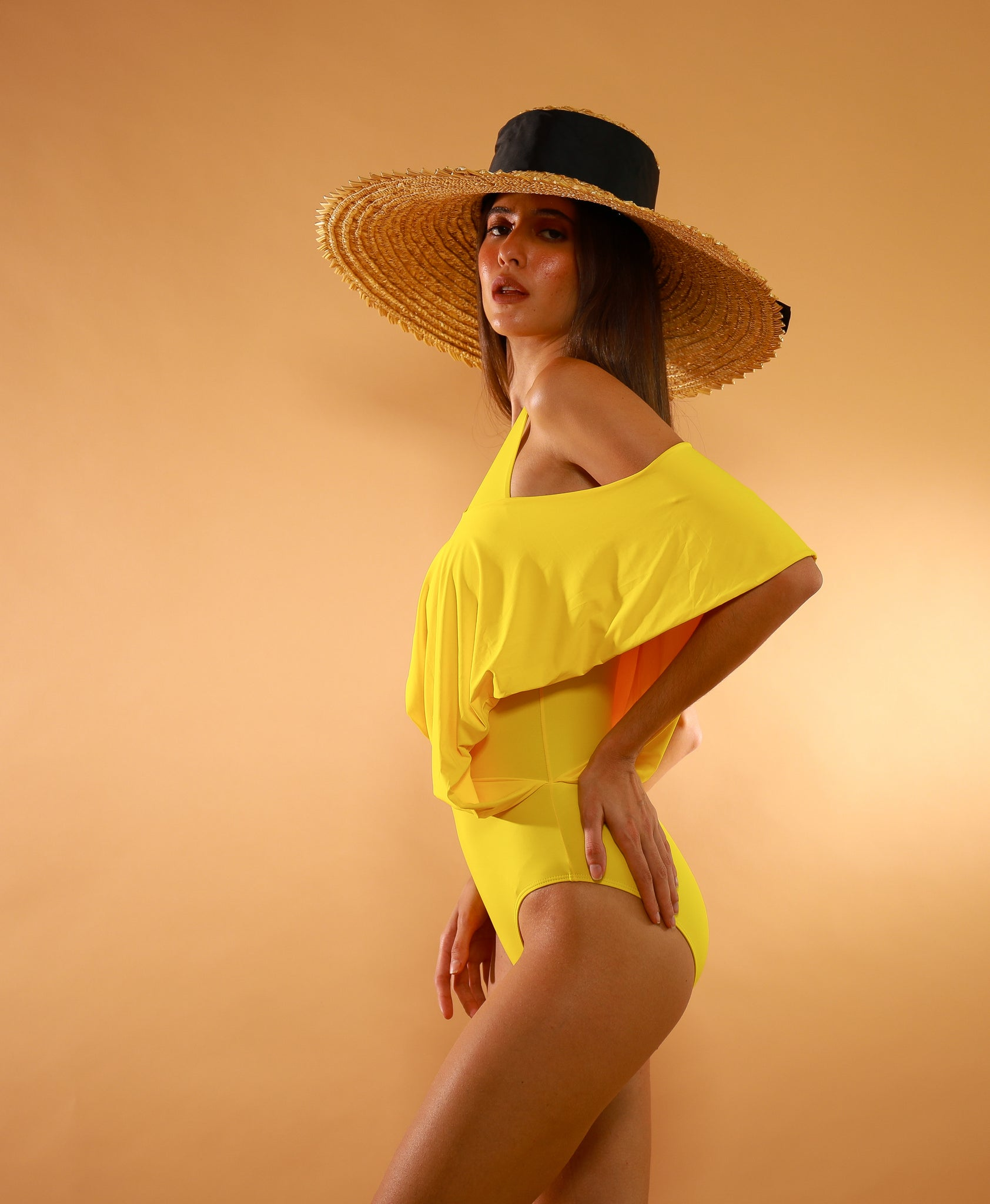 MAYA MAILLOT YELLOW